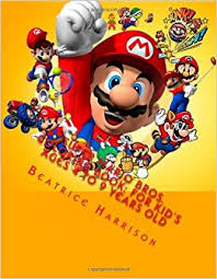 super mario bros coloring book kid u0027s ages 4 9
