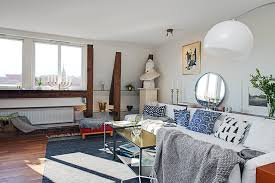 Swedish Style Rugs Apartment Wonderful Living Room With Grey Rug In Swedish Design