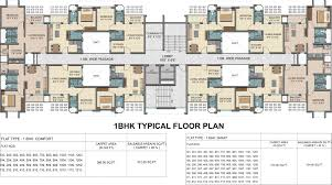 434 sq ft 1 bhk 1t apartment for sale in naiknavare housing dwarka
