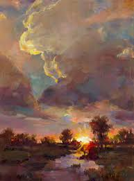 Impressionist Landscape Painting by 619 Best Landscape Paintings In Oil Images On Pinterest