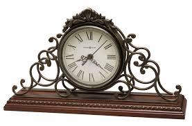 Howard Miller Clock Value Adelaide Quartz Mantel Clock By Howard Miller Howard Miller Clocks
