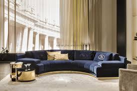 Rounded Sectional Sofa Fendi Casa Artu Sectional Sofa Search 大sofa