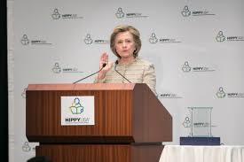hillary clinton is a proud u0027hippy u0027 mom politics us news