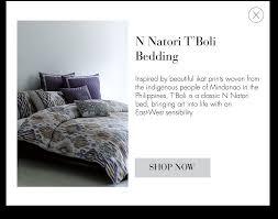 Natori Duvet N Natori Home Catalog