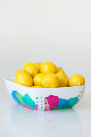 Fruit Bowl by Diy Abstract Fruit Bowl The Sweetest Occasion