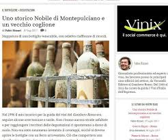 si鑒e social but nobile aka vino nobile di montepulciano boscarelli vino nobile di