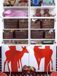 organizing storage tips for the pint size set hgtv
