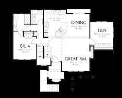 mascord house plan 22147a the kingsley
