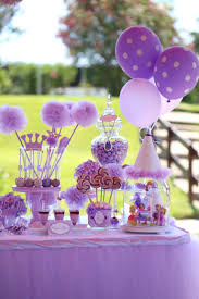 best 25 purple party decorations ideas only on pinterest purple sofia the first a princesa sofia babka party blog