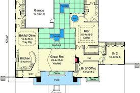 Mediterranean Floor Plans With Courtyard 25 Best Ideas About Mediterranean Homes Plans On Mediterranean