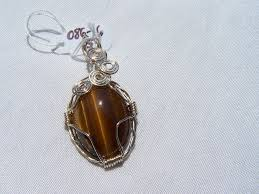 tiger eye jewelry its properties store s treasures s jewelry handcrafted semi