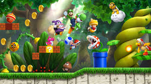 super mario bros review gamespot