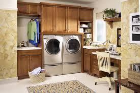 Washer And Dryer Cabinet Merillat Classic Portrait W 5 Piece Drawer In Maple Sable Merillat