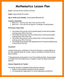 9 lesson plan examples producer resume