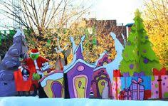 whoville decorating ideas who ville with grinch http forum4