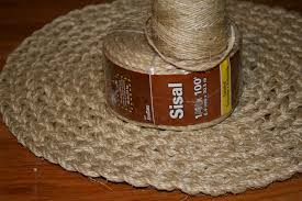Braided Rugs Round by Round Rope Rug Roselawnlutheran
