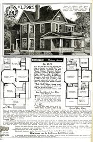 sears homes floor plans a not so nobby neighborhood in newport news with numerous kit
