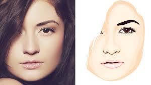tutorial cara vector photoshop tutorial vector face in photoshop cc 2015 youtube