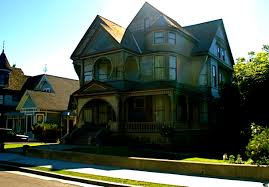 the victorian homes on carroll street los angeles ca mapio net