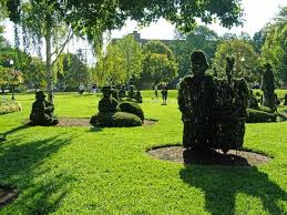 Columbus Topiary Garden - things to do in columbus ohio
