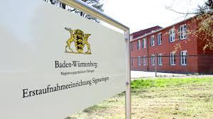 Baden Wuttemberg Flüchtlinge In Baden Württemberg Land Bietet Rechtsstaats