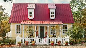 Garden Home Cottage Southern Living House Plans Home Plans