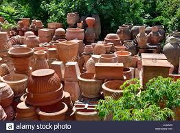 terracotta pots clay pots selling stock photos u0026 clay pots selling stock images