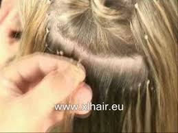 elite hair extensions how to apply ring or link hair extensions