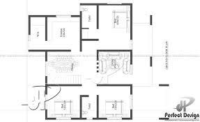 3 bhk single floor house plan 3bhk modern single floor home u2013 kerala home design