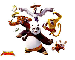 kung fu panda 2 powerpoint backgrounds wallpapers ppt garden