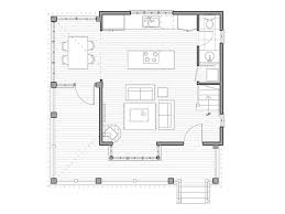 small open floor plan cabins decohome