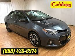 toyota corolla 2014 gray 2014 toyota corolla for sale with photos carfax