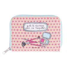 trousse de toilette girly trousse maquillage girly trousse à pinceaux