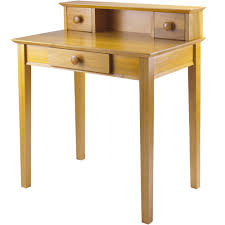 Small Writing Desk With Drawers by Studio Home Office Desk With Hutch Walmart Com