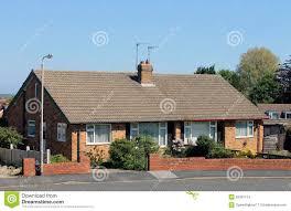 english bungalow houses stock images image 25001114