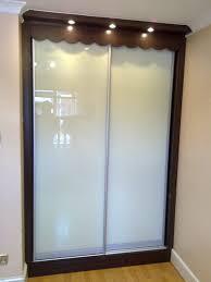 Clear Mirrored Wardrobe 2 Door Venetian Mirrored Glass 2 Door Wardrobe Grey Glass Mirror Strips