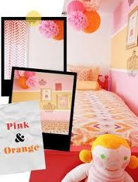 Pink And Orange Bedroom Orange And Pink Rooms Bright Pink And Orange Bedroom Girls