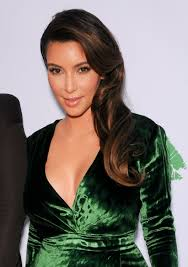 kim kardashian chops bangs see her different hairstyles over the