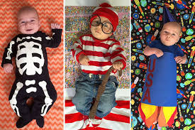 mum dresses 4 year old son in halloween costume every day in
