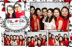 photo booths for weddings wedding photo booth service marikina city philippines wedding