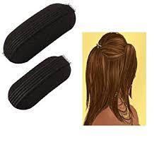 hair puff pankh 2 pcs hair clip puff bun cr 90 beauty