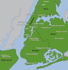 kbcc map the colleges undergraduate admissions cuny