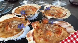 fr3 recette cuisine recette les ch tis plats le gratin de coquilles jacques