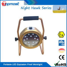 explosion proof led work light china explosion proof led worklight exproof portable led floodlight