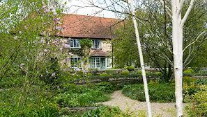 Rosemary Topiary Rosemary Alexander Sandhill Farm House Garden