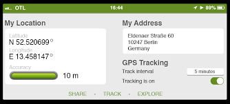 track my android gps tracking location and exploring app for android and