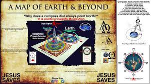 Draw Radius On Map Flat Earth Map Album On Imgur