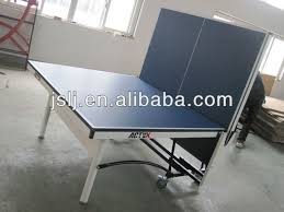 Ping Pong Table Cheap D99 3 Double Foldable Table Tennis Table Cheap 25mm Table Tennis