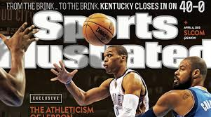 russell westbrook on this week u0027s sports illustrated cover si com