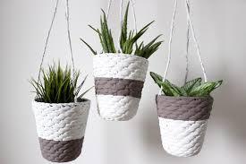 ikea planter hack diy hanging planters ikea druvfläder hack